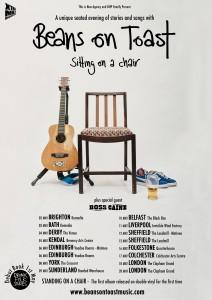 SITTING TOUR POSTER
