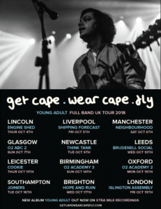 Get Cape Tour Poster