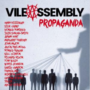 Vile Assembly Propaganda art