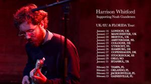 Harrison 2020 Tour