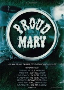 Proud Mary 1